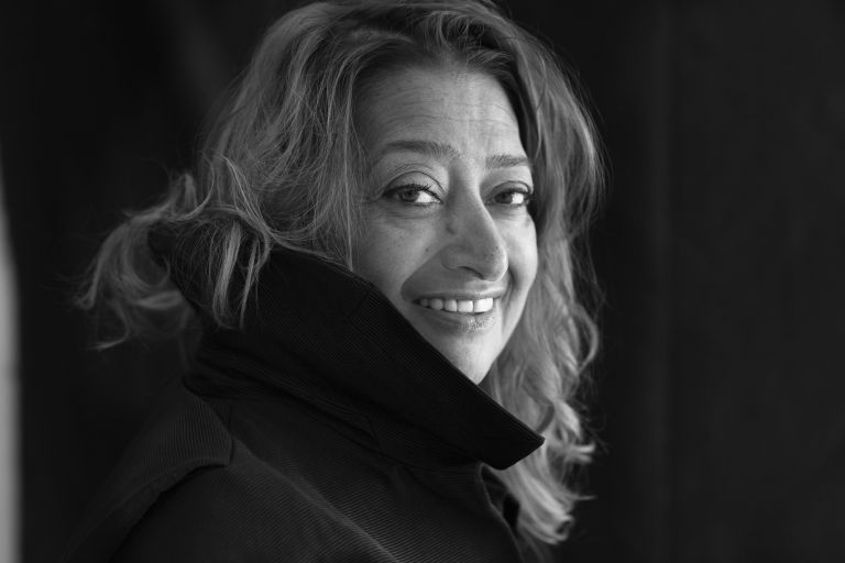 Zaha Hadid is the first woman recipient of the Pritzker Architecture Prize. — AFP Relaxnews pic