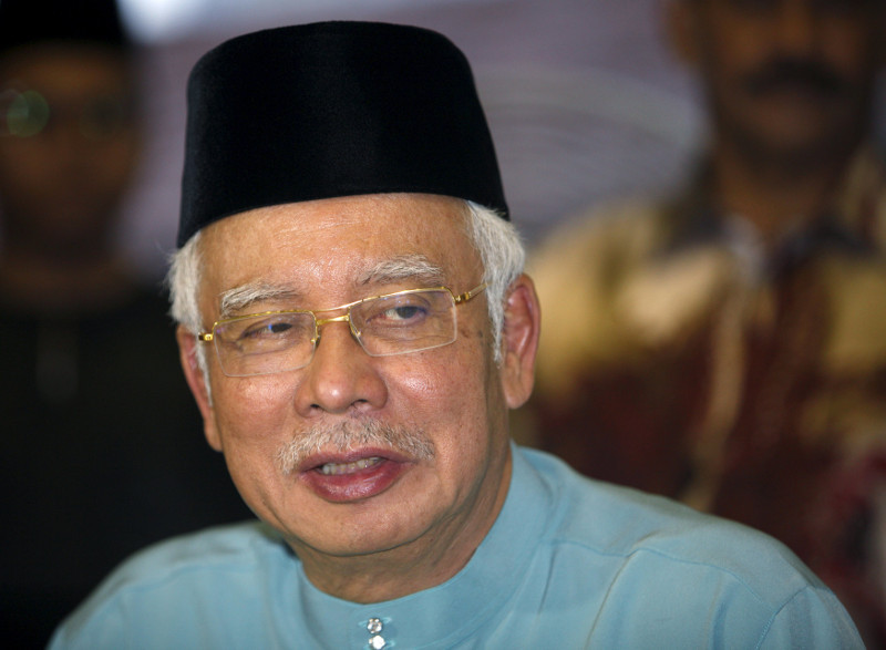 The Wall Street Journal on July 7, 2015 released flowcharts and bank documents relating to transactions in March 2013, December 2014 and February 2015 that purportedly ended up in Prime Minister Datuk Seri Najib Razak's personal bank accounts. — Reuters pic