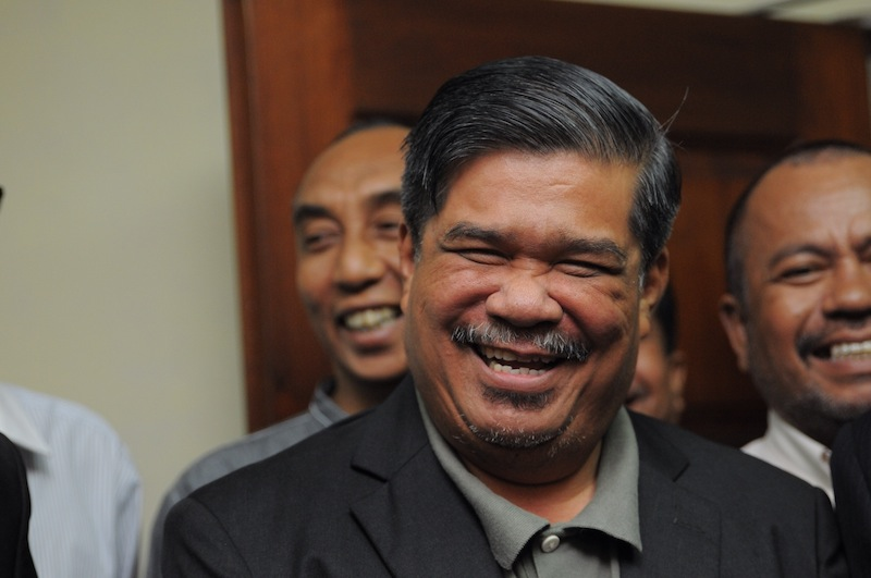 Harapan Baru chairman Mohamad Sabu announced the group would take over the Malaysian Workers' Party. — File pic