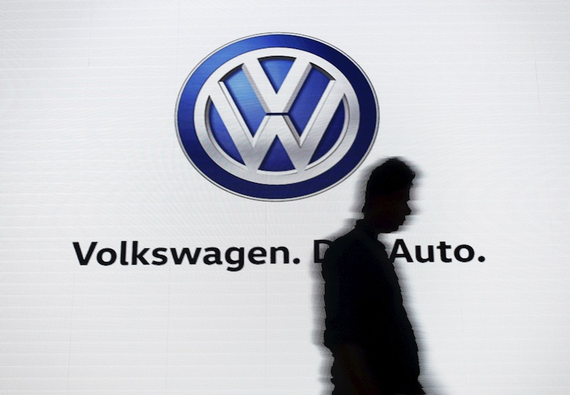 The VW group sold just 110,000 cars powered by compressed natural gas (CNG) worldwide last year, not enough to justify further investment.— Reuters pic