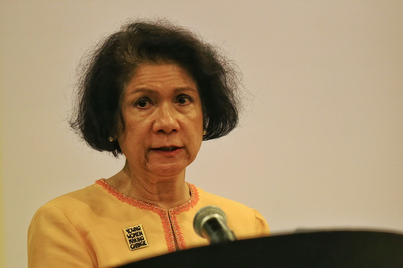 G25 representative Datuk Noor Farida Ariffin's remarks about khalwat laws had drawn ire from conservative Muslim leaders, who accused the group of being deviant, and even sparked a sedition investigation against her. — Picture by Saw Siow Feng