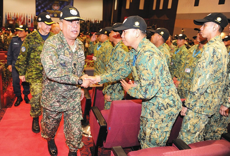 Tan Sri Zulkifeli Mohd Zin has been appointed the director-general of the National Security Council. ― File pic