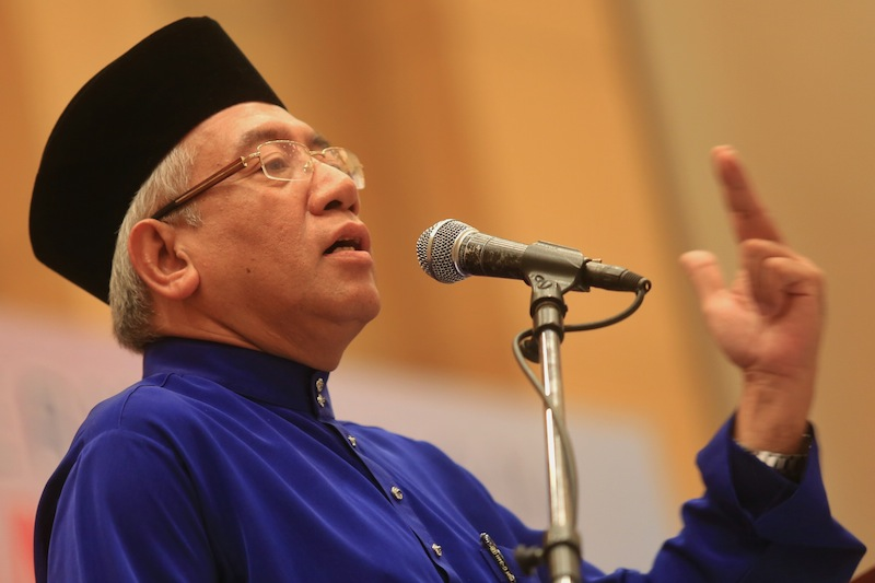 Education Minister Datuk Seri Mahdzir Khalid said the curriculum for secondary and primary schools were revised to embed a balanced set of knowledge and skills. — file picture