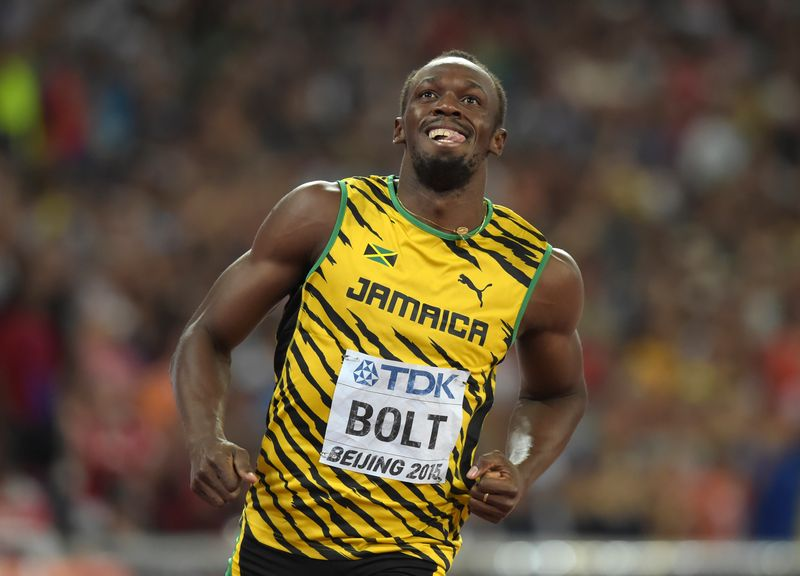 Usain Bolt didn't confirm his test result, but he urged anyone who had been in contact with him to go into quarantine. — AFP pic