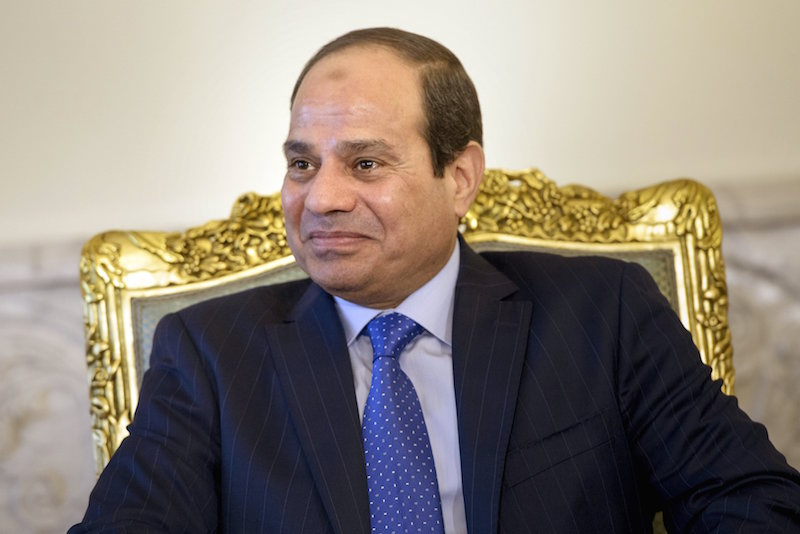Relations between the Egypt and Iraq have been steadily improving in recent years, with many senior officials from both countries exchanging visits. — Reuters pic
