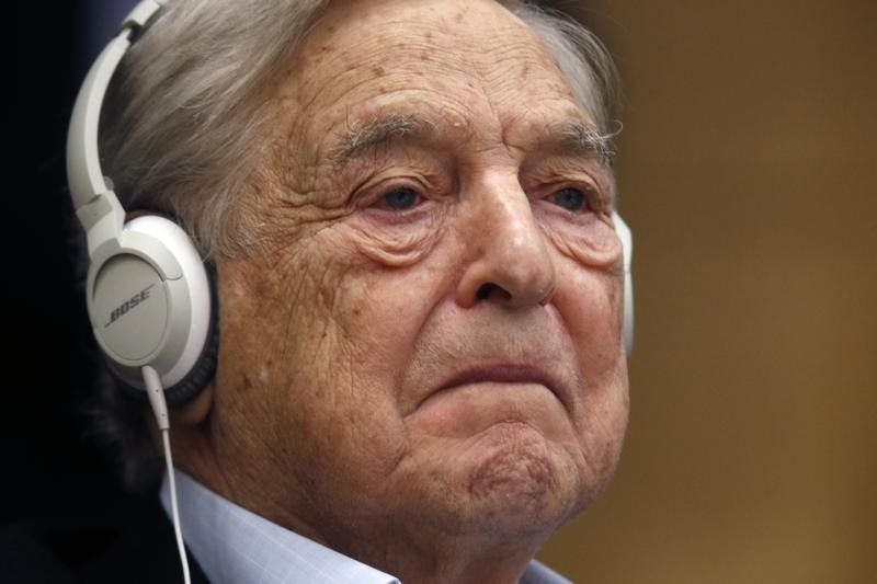 The 2013 elections were seen to be of great importance and George Soros (pic) had expressed a personal interest in them. — Reuters pic