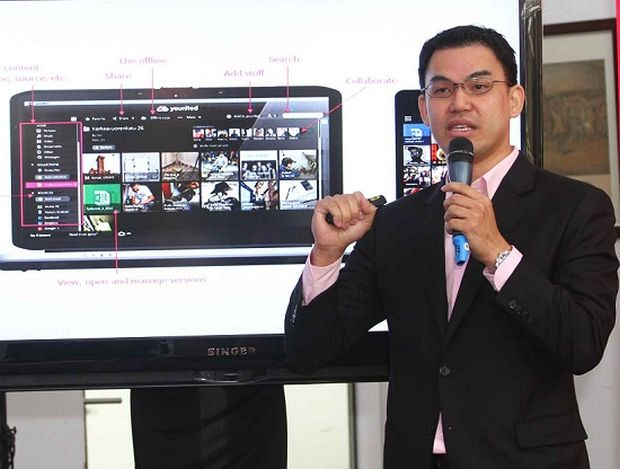 F-Secure security advisor for Asia Goh Su Gim. — DNA pic