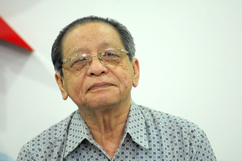 Lim Kit Siang says whether Datuk Seri Najib is ousted or Umno replaced as the leading political party, Malay political power won't be threatened. — File pic
