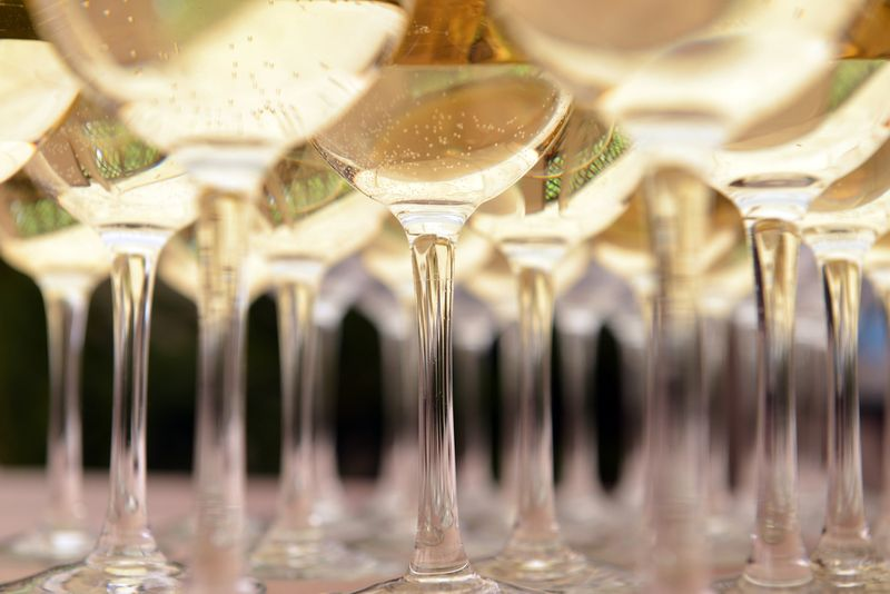 Champagne makers have been battling to protect the champagne name since 1843. — AFP pic