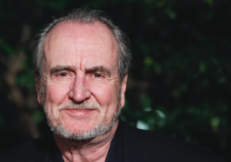 Writer Wes Craven arrives at the The Hollywood Reporter Academy Awards nominee party in Los Angeles in this February 24, 2011 file photo. — Reuters pic