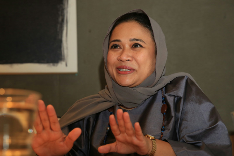 File photo of Anina Saaduddin. — Picture by Saw Siow Feng