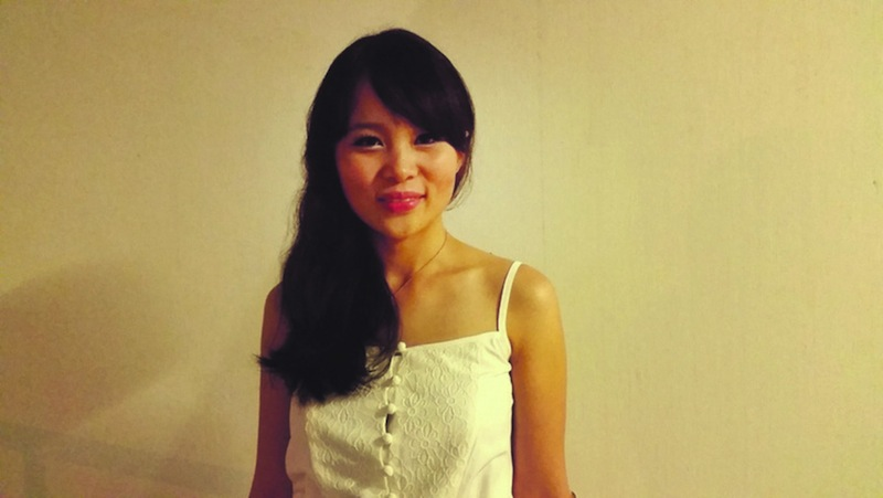 Daphne Tan is one of Singapore's up-and-coming singer-songwriters. — TODAY pic