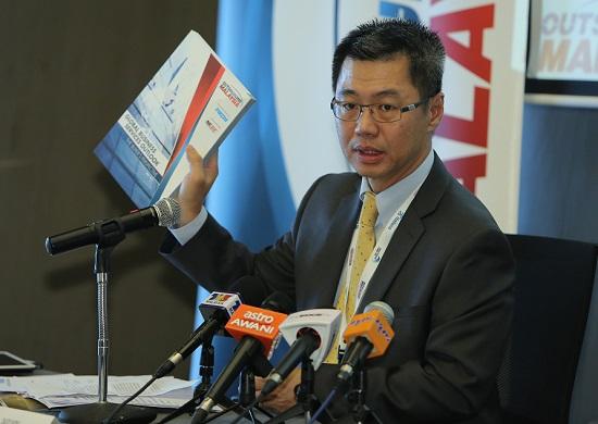 Outsourcing Malaysia chairman David Wong. — Digital News Asia pic