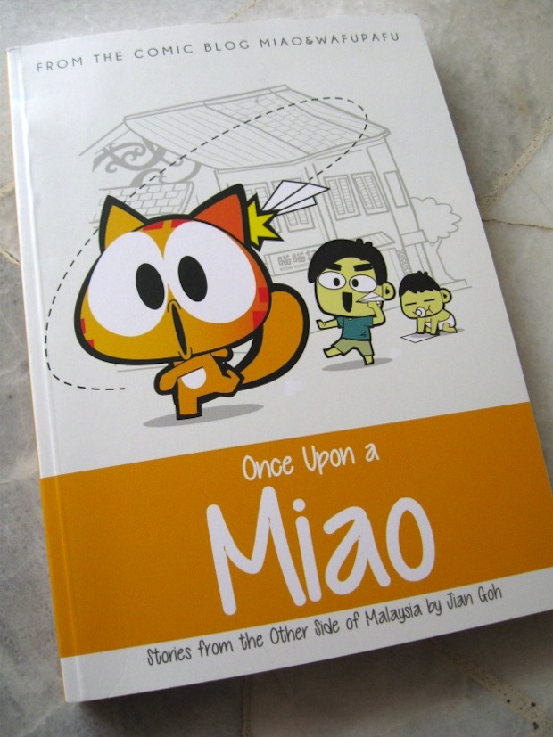 Once Upon a Miao: Stories from the Other Side of Malaysia sheds some light on the childhood of East Malaysians through selected episodes in Jian's (let's call him that) formative years.