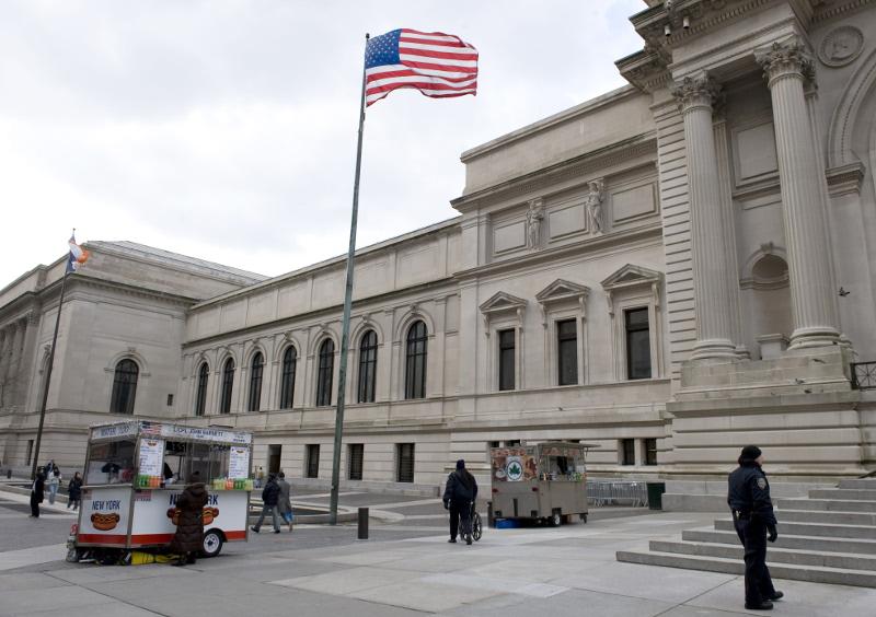New York City's Metropolitan Museum of Art. — AFP Relaxnews pic