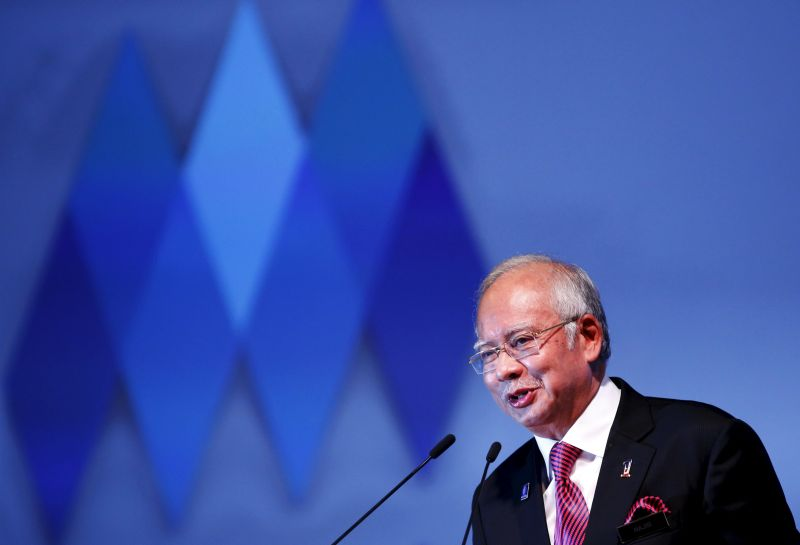 Datuk Mohd Hishamudin Yunus says his progress up the ranks was laggardly because Datuk Seri Najib Razak (pic) did not agree with the recommendation by the Judicial Appointments Commission. ― File pic