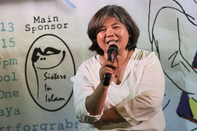 Yati said instead of policing women, purportedly for fear of sexual arousal, men should instead be taught to respect female performers. — Picture by Yusof Mat Isa