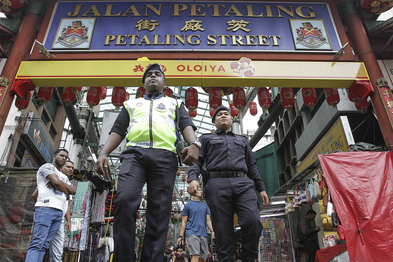 The #Merah169 rally to defend Malay honour on September 16 turned briefly chaotic when police fired water cannons on protesters trying to force their way into Petaling Street. ― File pic