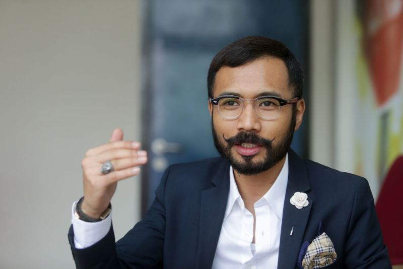 Wak Doyok said his political membership is nobody's business but his own. ― Picture by Choo Choy May