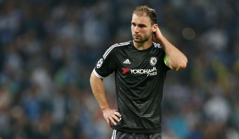 Ivanovic made more than 350 appearances for Chelsea and won nine major titles with the London club before leaving for Russian side Zenit Saint Petersburg in 2017. — Reuters file pic