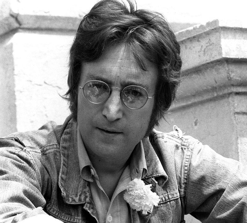 Music legend John Lennon in 1971. — AFP pic