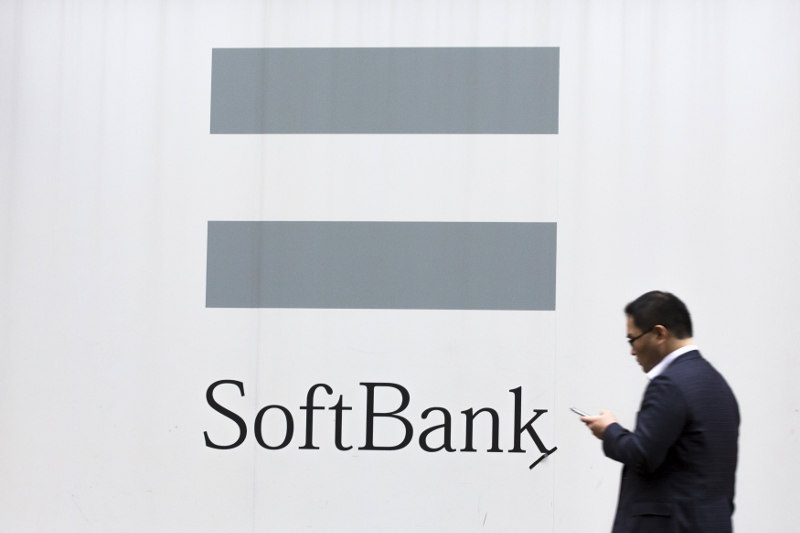 Sprint Corp is 82 per cent owned by SoftBank and SoftBank has agreed to invest US$1 billion in OneWeb. — File pic