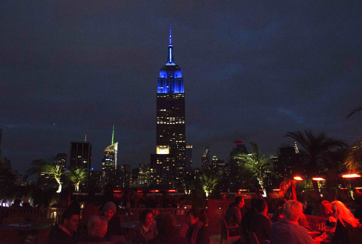 The Empire State Building is an iconic landmark and popular tourist site. — Reuters pic