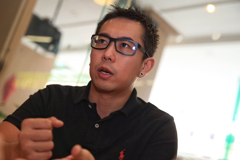 Foong Cheng Leong speaks to Malay Mail Online on November 4, 2015 in Kuala Lumpur. ― Picture by Yusof Mat Isa