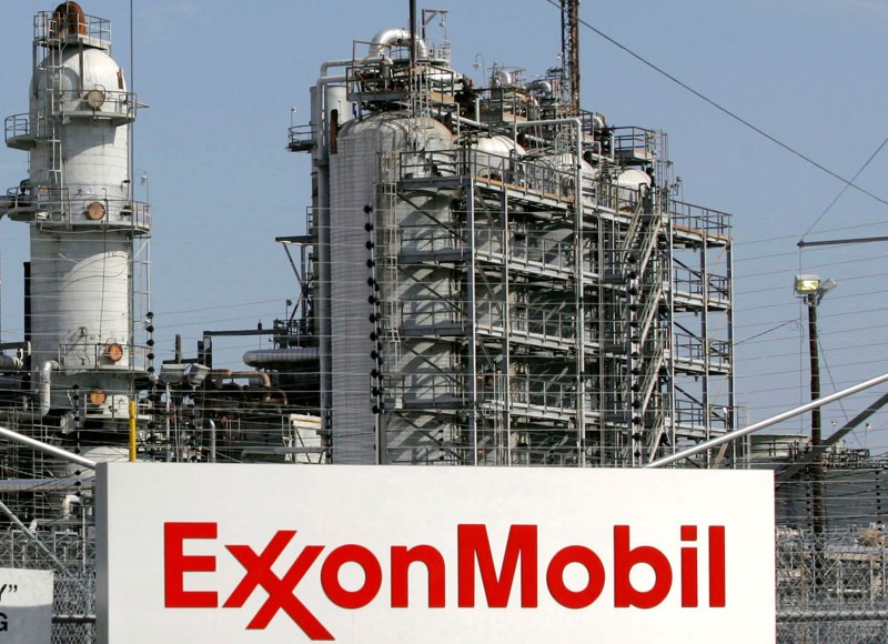 A view of the Exxon Mobil refinery in Baytown, Texas in this file photo from September 15, 2008. — Reuters pic