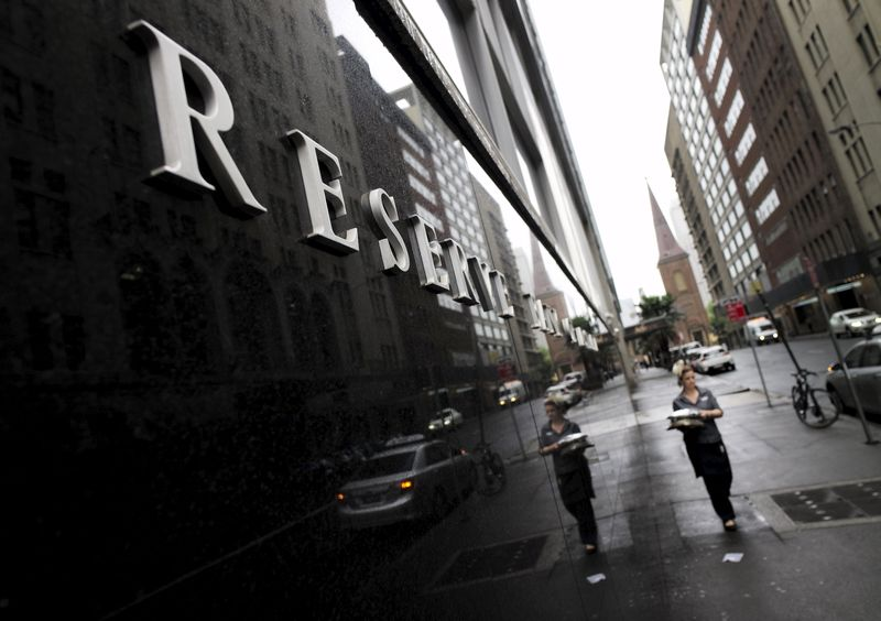 The Reserve Bank of Australia slashed interest rates three times last year to a record low 0.1 per cent. — Reuters pic