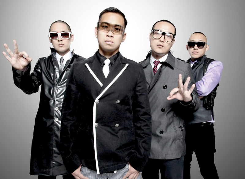 American hip-hop group Far East Movement is best known for their hit single 'Like a G6'. — Pictures by TheHive.Asia