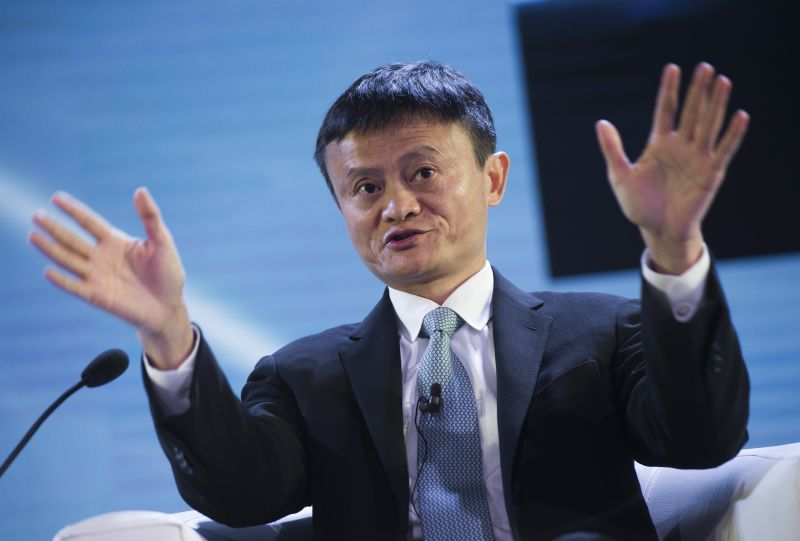 Jack Ma disappeared from the public eye in early November, when he was hauled in front of regulators for an October speech critical of China's outdated financial system. — AFP pic