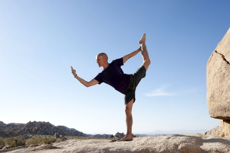 Researchers find yoga alleviates fatigue and erectile dysfunction, and improves on urinary incontinence and general quality of life.©Elena Ray/shutterstock.com
