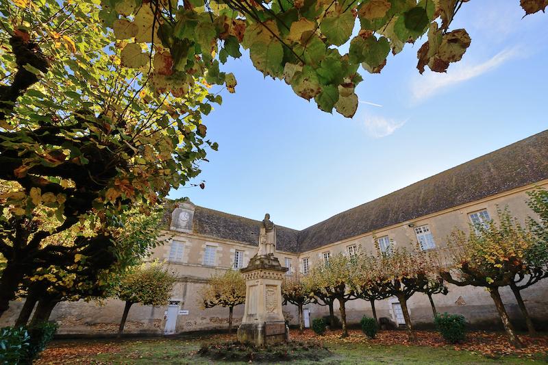 Joel Robuchon intends to open an international culinary school in Montmorillon, France. — Handout via AFP