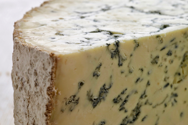 Roquefort is a tangy blue cheese from southwest France. — Picture by Sue Style/Reuters
