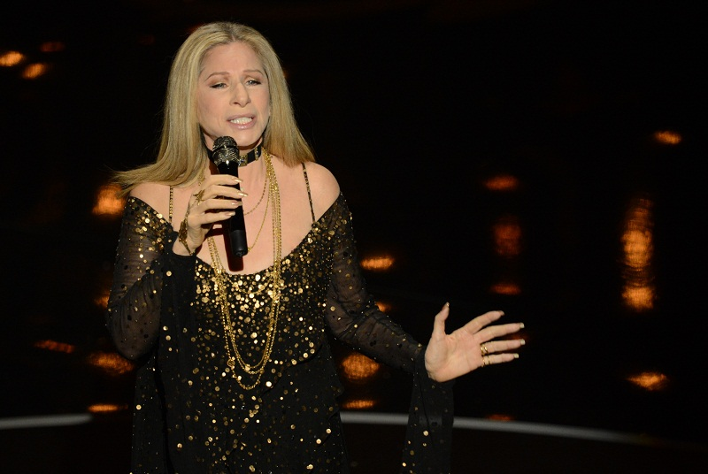 Singer and actress Barbara Streisand (pic) was among the musicians, actors and politicians who performed or gave rallying calls from their homes during the 'Together in Pride: You Are Not Alone' livestream to support LGBT+ community centres across the US. — AFP pic