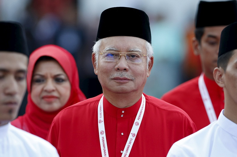 According to a report, Datuk Seri Najib Razak is the most-searched person on Google in Malaysia in 2015. ― File pic