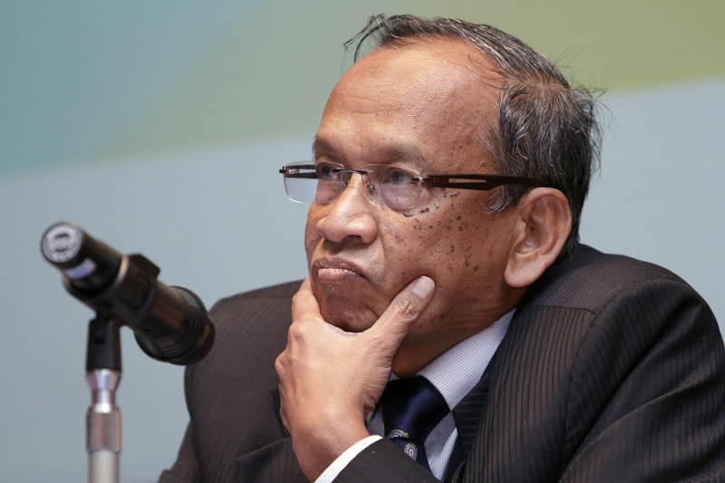 Public procurement is one of the government activities most prone to corruption, says Auditor-General Tan Sri Ambrin Buang. — Picture by Yusof Mat Isa