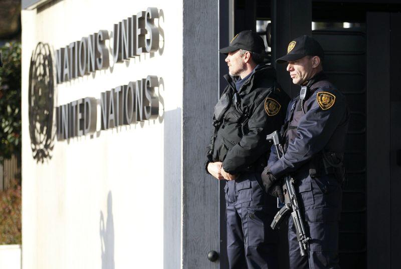 The UN European headquarters in Geneva, December 10, 2015. — Reuters pic