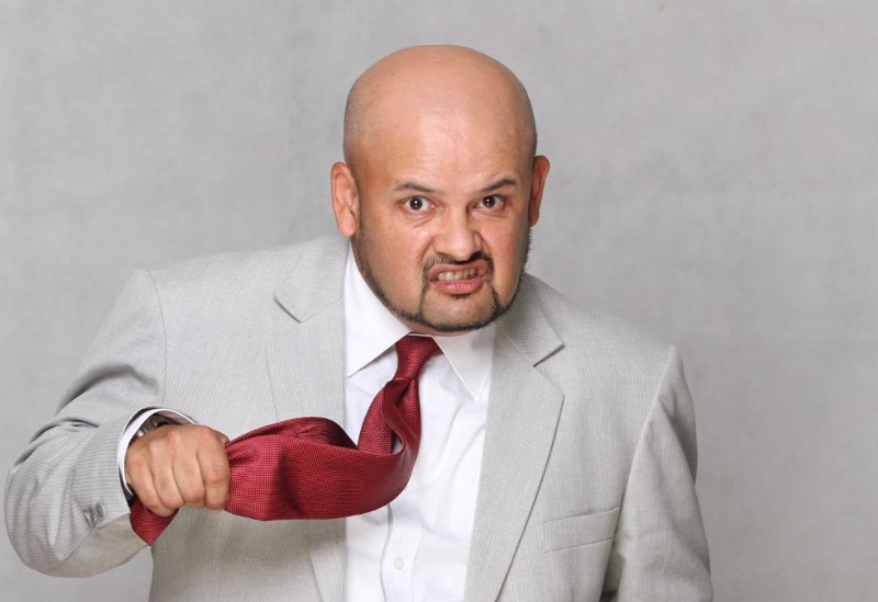 Harith received more than 3.8 million votes, beating the other four finalists to win the Funniest Person in the World contest.