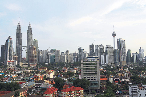 The majority of affordable housing are located in the outskirts of the greater Klang Valley, while first time buyers prefer locations like Hartamas, Damansara or KL city centre. — Picture by Yusof Mat Isa