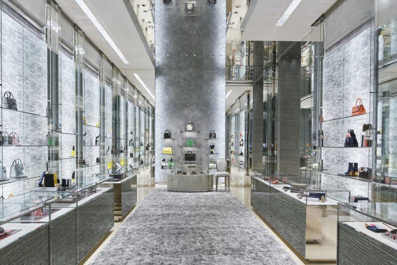 Dior's 'China World', in Beijing's Chaoyang district, opens December 21, 2015.©Bakas Algirdas