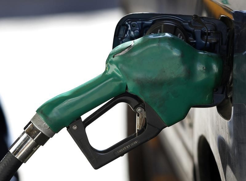 According to a Finance Ministry's statement today, the new price per litre for RON95 is RM1.63, RON97 (RM1.93) and diesel (RM1.67). — Reuters pic