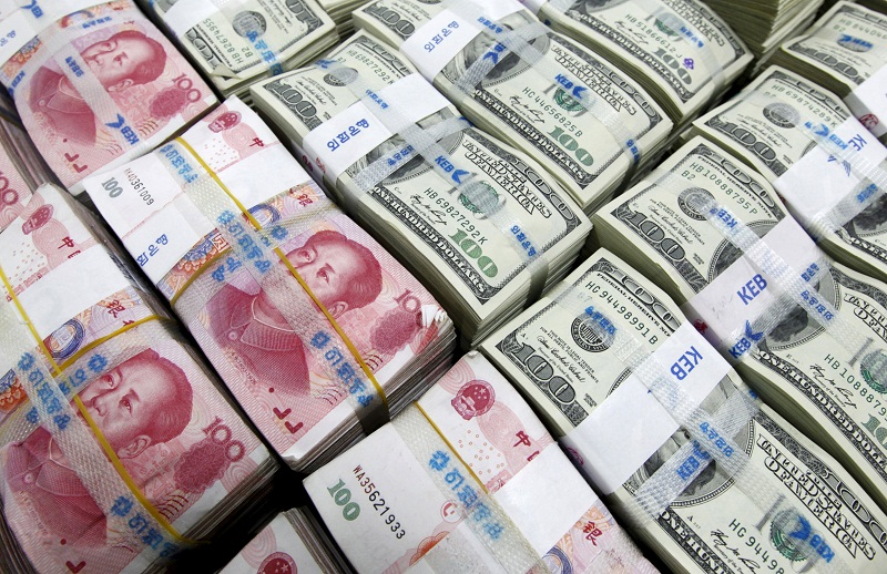 China wants to keep the market guessing on its fixings, its policy goal being to prevent speculation on the currency. — Reuters file pic