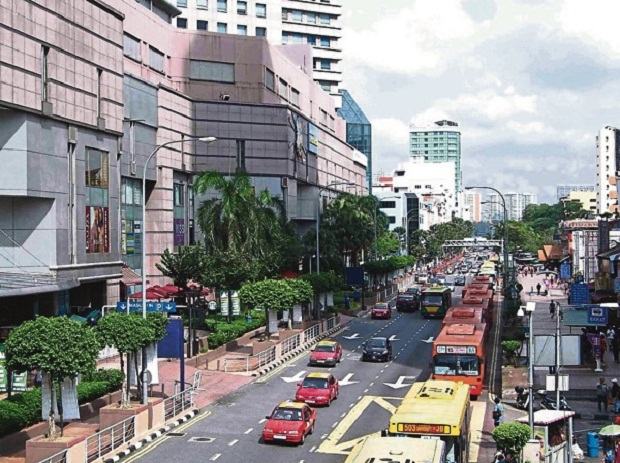 According to him, the inclination by foreigners  to live in Johor Baru could be seen through the statistics on foreigners participating in the Malaysia My Second Home (MM2H) programme . — Picture by Malay Mail