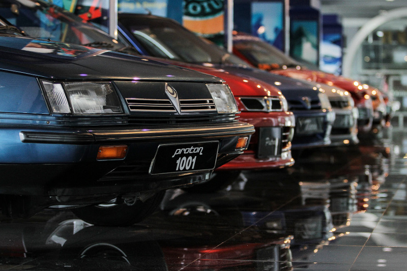 Mustapa said that Proton contributed around RM24 billion in taxes since 1985, creating over 12,000 jobs for Malaysians. — Picture by Yusof Mat Isa