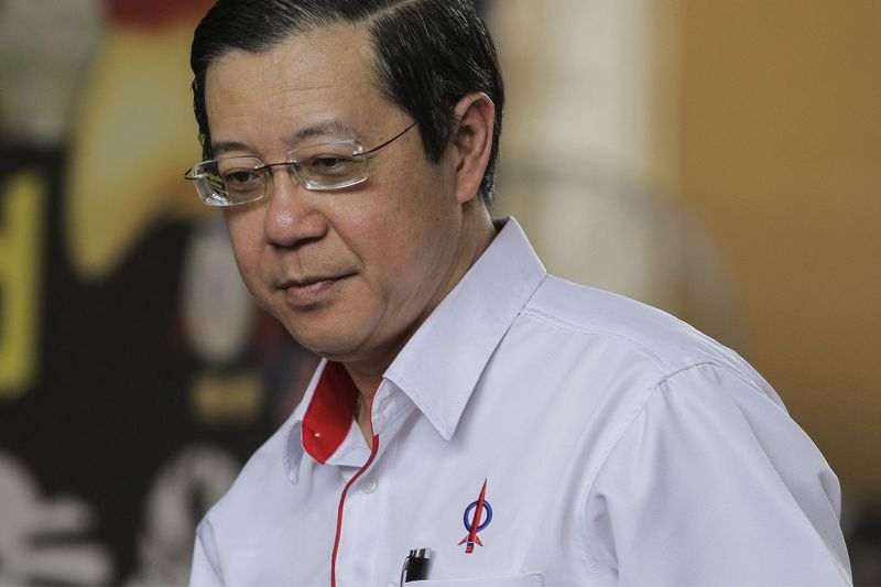 MACC officials went to Penang Chief Minister Lim Guan Eng's house to obtain additional information, his lawyer clarified following a report the home was raided. — File pic