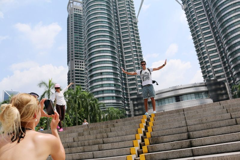 Malaysia effectively improved its travel and tourism competiveness in absolute terms, rising from 4.41 in 2015 to 4.50 in the current edition of the report.  — Bernama pic