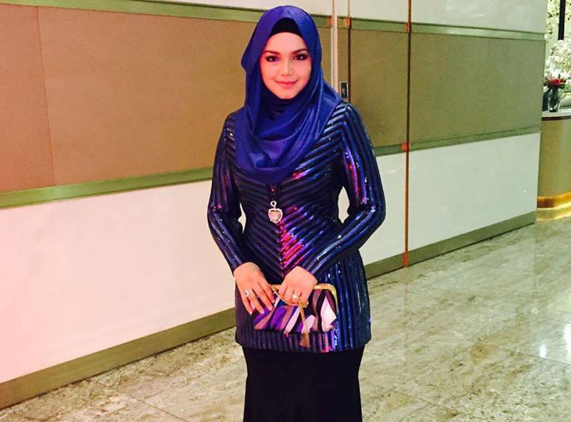 Singer Datuk Siti Nurhaliza will be holding an exclusive concert in March for Yonder Music app users. — Picture by Facebook/Siti Nurhaliza