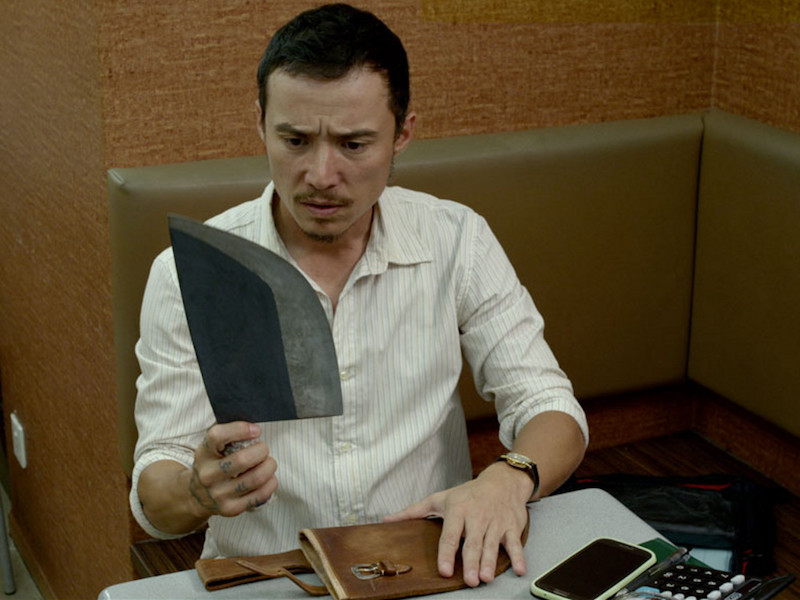 'Unlucky Plaza' almost ended up on the chopping board. — Handout via CinemaOnline
